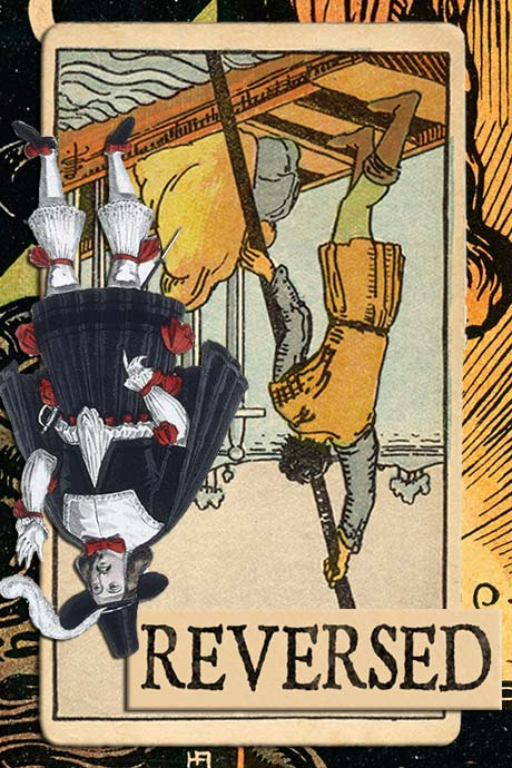 You are currently viewing Reversed Six of Swords Meanings