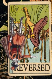 Read more about the article Reversed Six of Wands Meanings