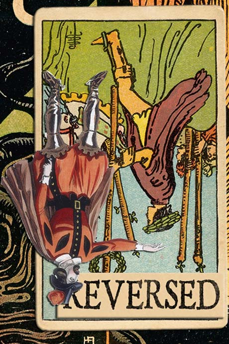You are currently viewing Reversed Six of Wands Meanings