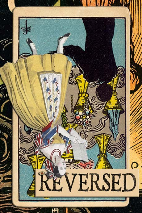 You are currently viewing Reversed Seven of Cups Meanings