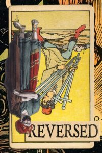 Read more about the article Reversed Seven of Swords Meanings