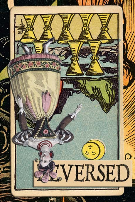 You are currently viewing Reversed Eight of Cups Meanings