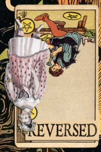 Read more about the article Reversed Eight of Pentacles Meanings