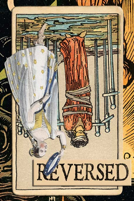 You are currently viewing Reversed Eight of Swords Meanings