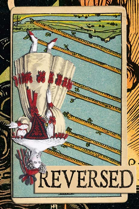 You are currently viewing Reversed Eight of Wands Meanings