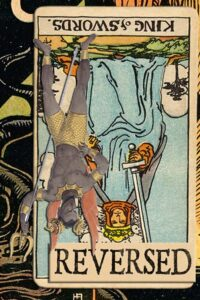 Read more about the article Reversed King of Swords Meanings