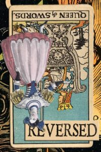 Read more about the article Reversed Queen of Swords Meanings