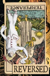 Read more about the article Reversed Temperance Meanings