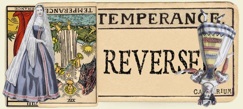 Reversed Temperance main section