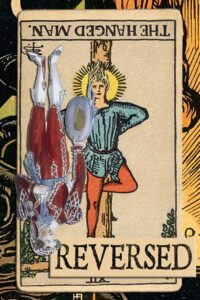 Read more about the article Reversed The Hanged Man Meanings