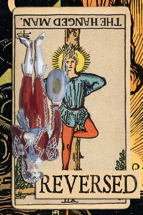You are currently viewing Reversed The Hanged Man Meanings