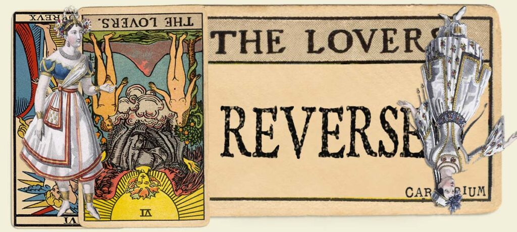 Reversed The Lovers main section