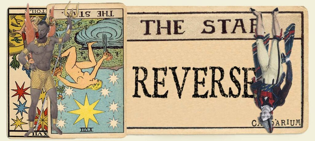 Reversed The Star main section