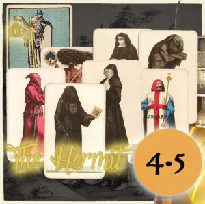 Read more about the article The Hermit Combinations Reading